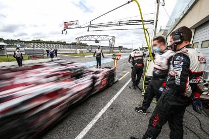 Toyota's new Le Mans Hypercar reliability impresses Lopez