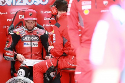 "Ducati had to ""turn the page"" after eight years with Dovizioso in MotoGP"