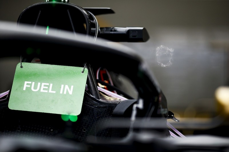 F1 develops 100% sustainable fuel from bio-waste