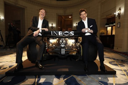 INEOS buys one-third of Mercedes F1 team as Wolff remains principal