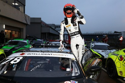 British GT champion Mitchell to defend his crown as factory Lamborghini driver
