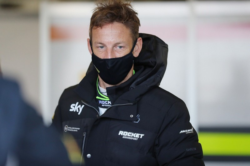Button's Team Rocket RJN squad to join DTM in 2021