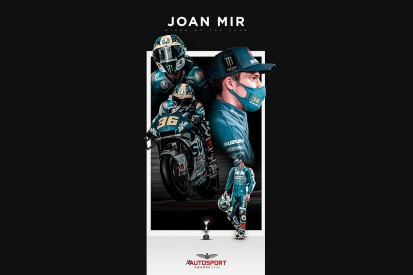 MotoGP world champion Joan Mir wins Autosport's Rider of the Year Award