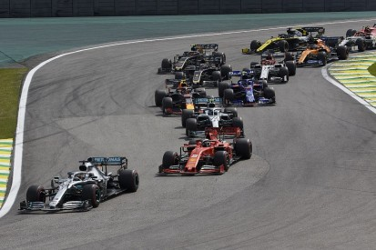 F1 signs new five-year deal with Interlagos to host Sao Paulo GP