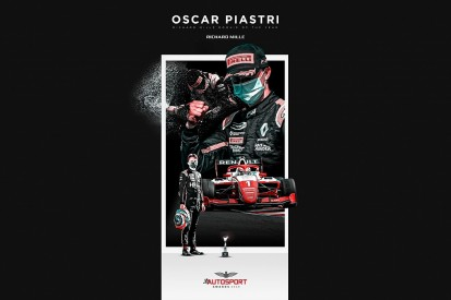 Oscar Piastri wins Autosport's Rookie of the Year Award