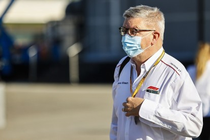 "Brawn: F1 translator triggered ""worst COVID cluster"" in paddock"