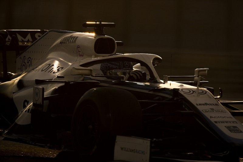 Russell: Returning to Williams harder than stepping up to Mercedes