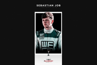 Sebastian Job wins inaugural Autosport Esports Driver of the Year Award