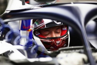 "Kvyat: No decision from AlphaTauri on F1 future ""a shame"""