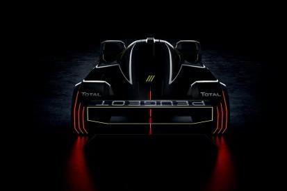 Peugeot reveals engine specs for 2022 Le Mans Hypercar contender