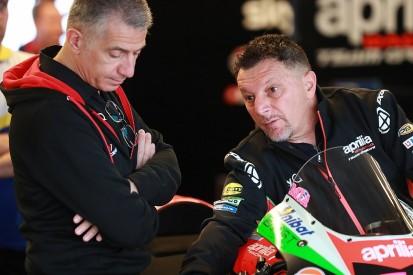 Gresini won't be Aprilia factory MotoGP entrant from 2022