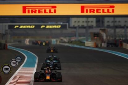 Mercedes: Power unit deficit in Abu Dhabi GP worth less than 0.1s per lap