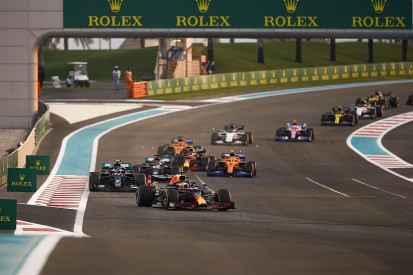 F1 Abu Dhabi GP: Verstappen beats Mercedes duo to win 2020 finale