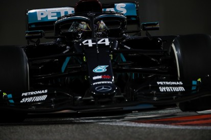 "Hamilton ""massively"" affected by COVID aftereffects in F1 Abu Dhabi GP"