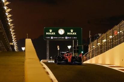Sainz cleared of wrongdoing when entering F1 pitlane in Abu Dhabi GP