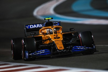 """Norris: Small gap to Abu Dhabi F1 pole """"took me by surprise"""""""
