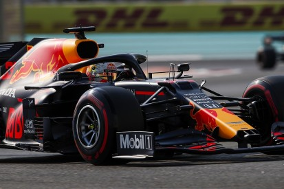 F1 Abu Dhabi GP: Verstappen leads Albon in final practice
