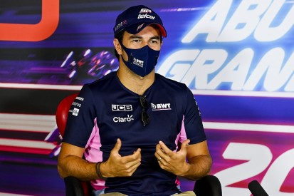 Perez to take grid penalty for Abu Dhabi GP after power unit change