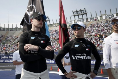 Vandoorne and de Vries to test for Mercedes F1 team in Abu Dhabi next week