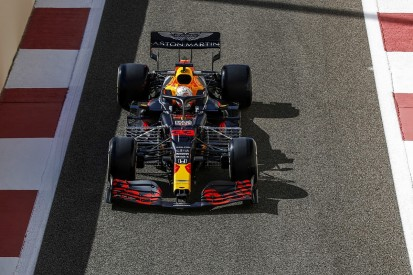 F1 Abu Dhabi: Verstappen fastest in FP1 as Hamilton returns