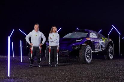WRC legend Sebastien Loeb joins Lewis Hamilton's X44 XE team