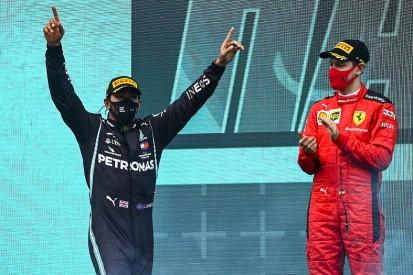 Vettel admits to 'failure' in world championship goal with Ferrari