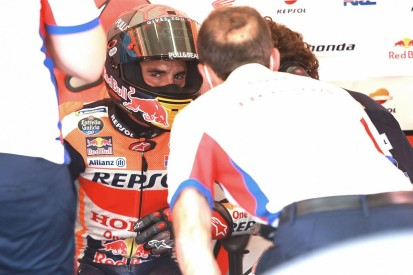 "MotoGP champion Marquez ""seeing the positives"" after third operation"