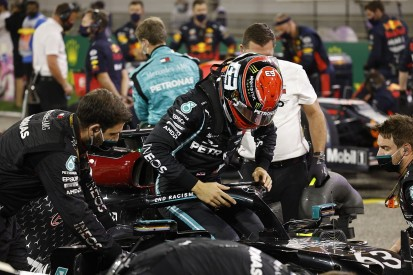 """Russell: Mercedes only able to make """"minor"""" tweaks to help me fit in its F1 car"""