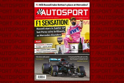 Magazine: Russell and Perez star in F1 Sakhir GP; WRC Monza finale