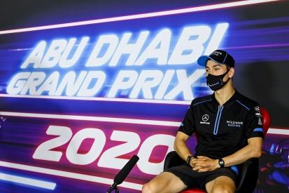 Aitken still in limbo over Williams F1 Abu Dhabi drive