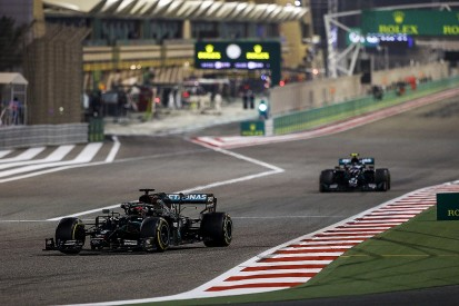 Wolff: Mercedes can't be carried away by Russell's F1 Sakhir performance