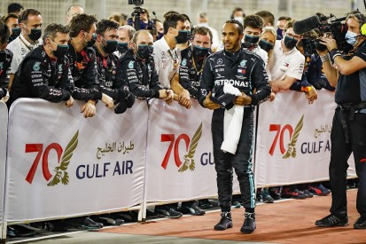 """Mercedes will do """"everything we can"""" for Hamilton to race Abu Dhabi F1 finale"""