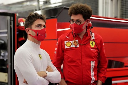 "Binotto: Leclerc can be ""clear leader"" for Ferrari F1 team like Schumacher"
