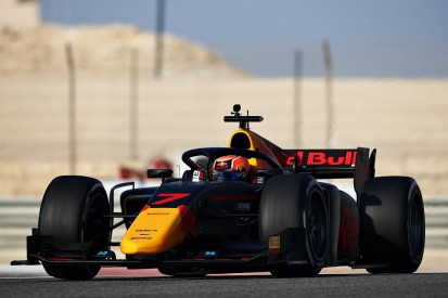 Daruvala leads Carlin 1-2 on opening day of F2 Bahrain post-season test