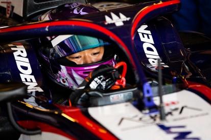 F2 racer Sato joins AlphaTauri for Abu Dhabi F1 young driver test