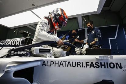 F2 star Tsunoda joins AlphaTauri for Abu Dhabi F1 test