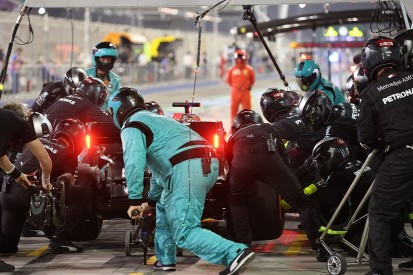Mercedes explains radio system glitch that caused pitstop chaos in Sakhir GP
