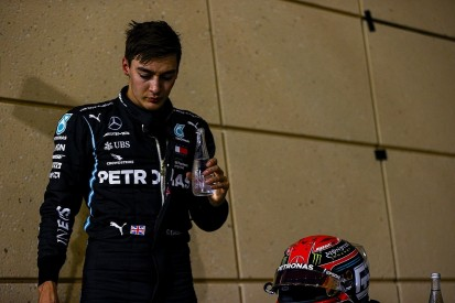 Russell expecting fatigue factor in Sakhir GP after squeezing into Mercedes