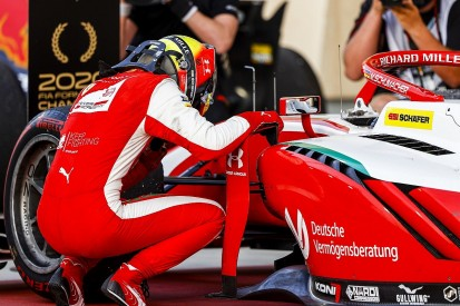 Bahrain F2: Schumacher clinches title as Daruvala claims maiden win