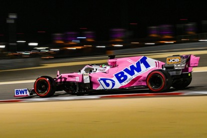 "Perez: Racing Point ""suffering"" with old engine at F1 Sakhir GP"