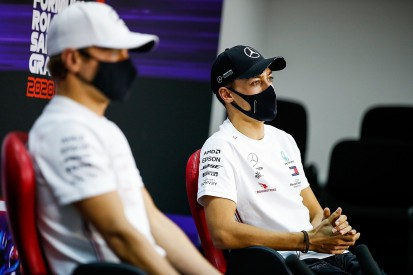 Mercedes denies treating Sakhir GP as 2022 shootout for Russell and Bottas