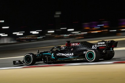 F1 Sakhir GP: Russell completes Friday sweep in FP2, Verstappen second