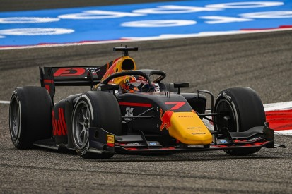Sakhir F2: Tsunoda heads practice on Bahrain Outer Loop