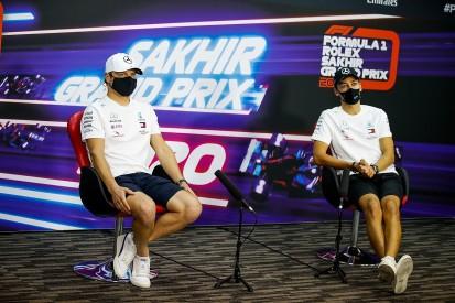 "Bottas: Being beaten by Russell in F1 Sakhir GP ""wouldn't look good"""