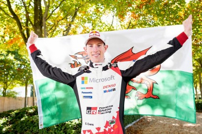 How Evans can make history - from Britain's first WRC champion
