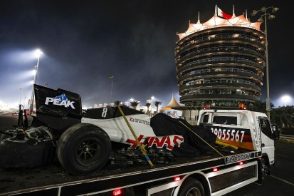 How the FIA will investigate Grosjean's accident in F1 Bahrain GP