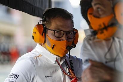 "Seidl: McLaren must ""not get carried away"" after Bahrain result"