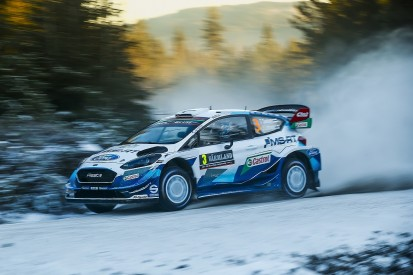 Michelin to provide WRC snow tyres for Rally Monza