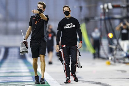 Grosjean discharged from hospital in Bahrain after treatment for burns