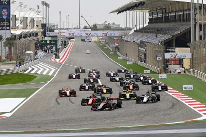 F2 and F3 unveil new three-race weekend format for 2021